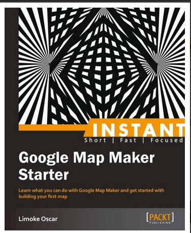 Instant Google Map Maker Starter Cover Page